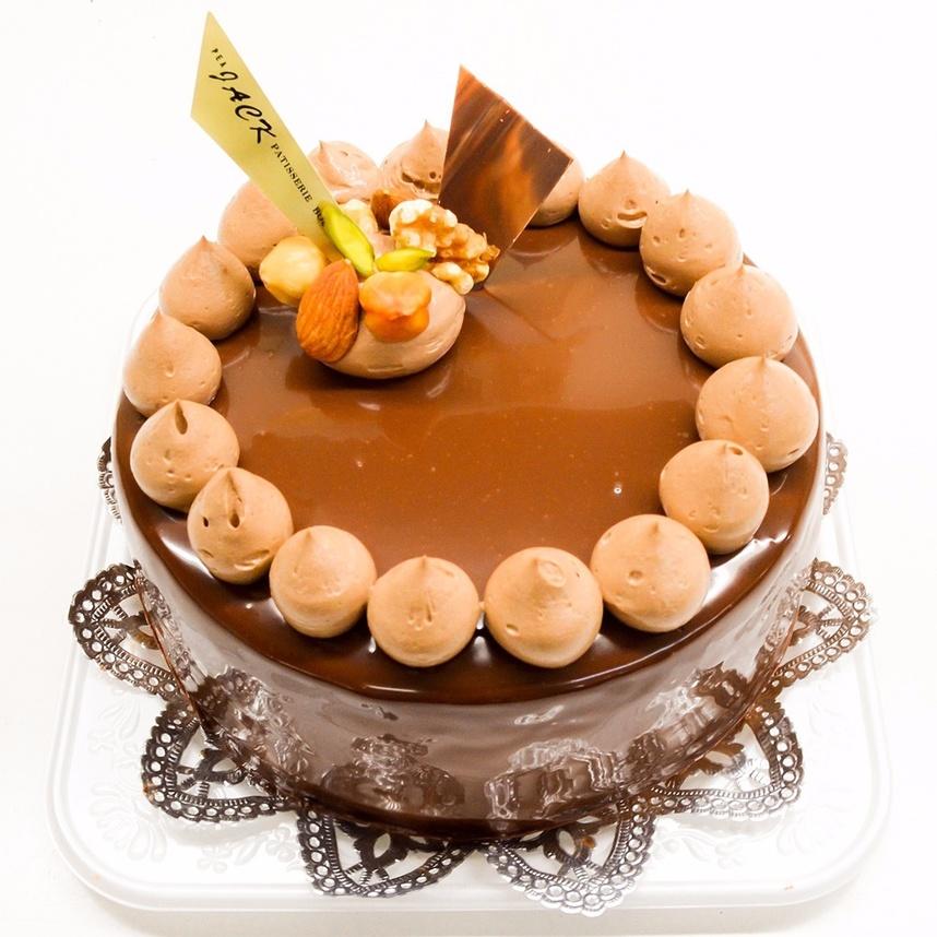 チョコレートコーティング
